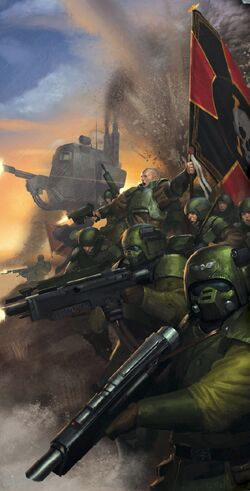 Cadian Regiment