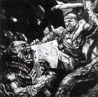 Ork Hunter vs. Ork