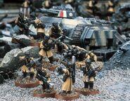 Steel Legion Miniature