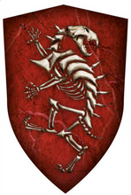 Legio Vulpa Livery Shield Alt Badge