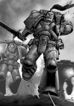 SoH Legionaries Attack