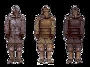 Krieg Engineer Uniforms