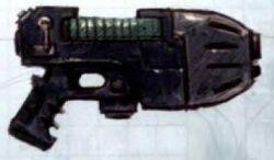 Plasma Pistol modern