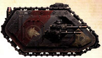 SW Land Raider Proteus