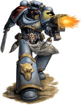 GH Veteran Wolf Guard