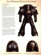 Iron Warriors Tactical Legionary