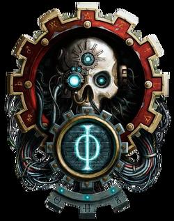 Mechanicus Symbol V2