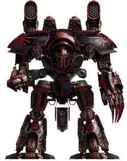Murder Lords Warlord Titan