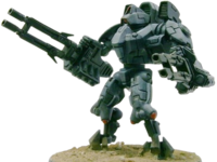 XV9-04 with Phased Ion Guns