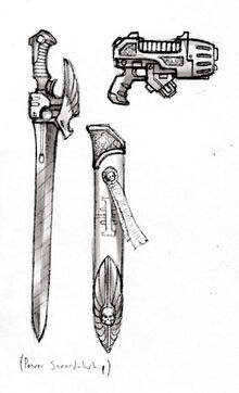 Reed weapon sketches 2014