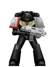 Unbroken Spear deathwatch