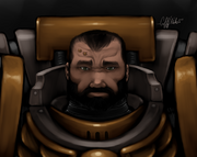 Brother Sergeant Valimund portrait