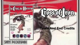 Cross of Iron - Soundtrack Finale And End Credits Ernest Gold