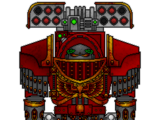 Zephyr-pattern Terminator Armour