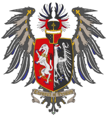 Coat of arms of the knightly house lavonus by remospendragon