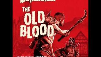 Wolfenstein The Old Blood Soundtrack-Track 9-Escape