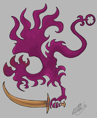 Symbol of a chaos warband by remospendragon dasctdd-pre