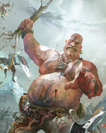 Albion giant