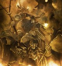 Chaos Dwarf Warfare