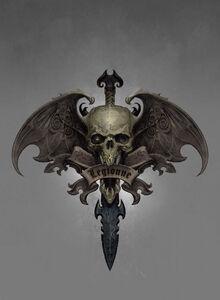 Condes Vampiro-race-symbol Ted Beargeon