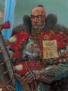 Magnus el Piadoso por Adrian Smith