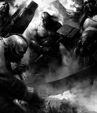 Warhammer Ogre