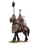 Caballero de la Reiksguard Imperio