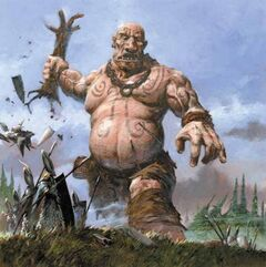 Gigante por Adrian Smith