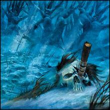 Colina congelada por Rick Sardinha