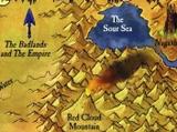Кислое море
