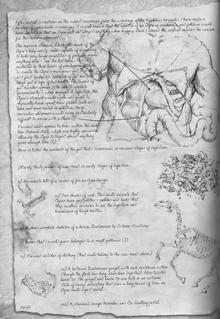 Warhammer Ogre Sketch 2