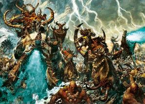 Warhammer Ogre Wallpaper (1)