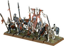Vampire Counts Skeleton Warriors 7th Edition Miniatures