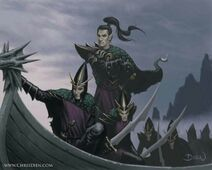 Black Ark Corsairs Art
