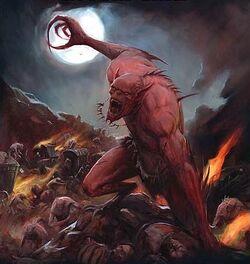 Ancient Blood Vampiro Strigoi