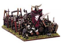 Vampire Counts Skeleton Warriors Warmaster Miniatures