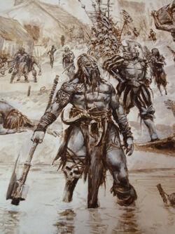 Warhammer Skeggi