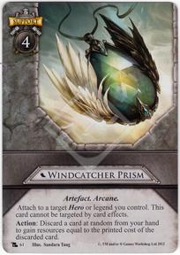 Windcatcher warhammer invasion