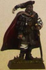 Vassily von Raukov Empire 8th Edition miniature
