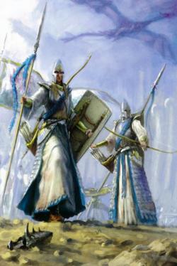Warhammer High Elf Lothern Sea Guard