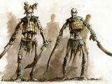 Bone Giants of Bhagar