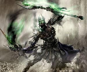 Warhammer Nagash Arts
