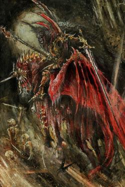 Warhammer Hellsteeds