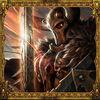 Warhammer Button Warriors of Chaos