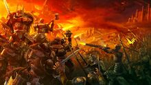 Warhammer End Times Averheims Last Stand