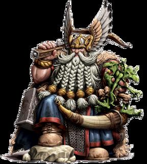 Dwarf king-kazador