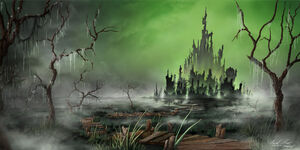 Warhammer Skavenblight Marsh