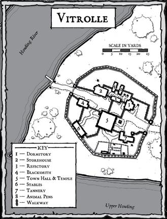 Vitrolle Map