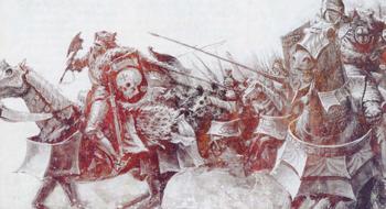 Warhammer End Times Middenheim White Wolf