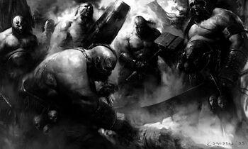 Ogre-kingdoms